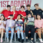 glitsy™ welcomes app contest winners to Singapore for exclusive VIP fan meet experience with AB6IX