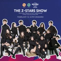 Hard Rock Café Celebrates K-pop with First Ever K-pop Inspired Performance by the Z-Stars