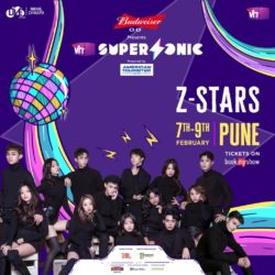 Z-Stars to Perform in India for the First Time at Vh1 Supersonic Festival 2020